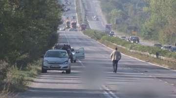 Мъж загина на пътя Хасково - Димитровград
