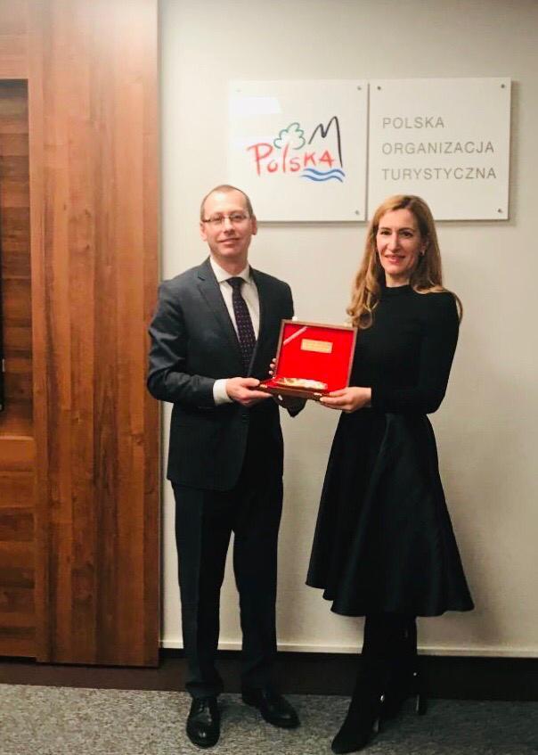 снимка 1 Работи се за откриване на българско туристическо представителство във Варшава