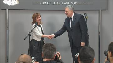 Какви са приоритетите на новия социален министър Зорница Русинова