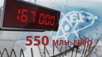 Експерти: Бързо да платим 550 млн. евро на Русия за Белене