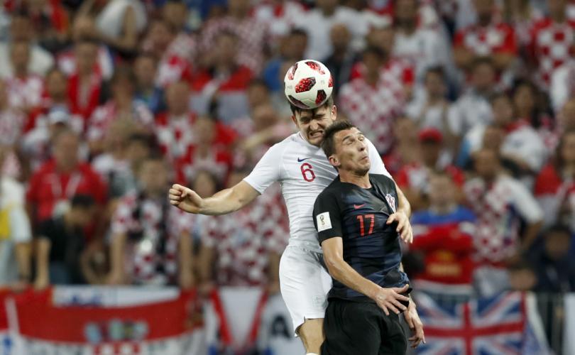 снимка 1 Хърватия отива на финал с Франция на Световното първенство в Русия (СНИМКИ)