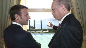 Ердоган проведе разговори с Путин, Меркел и Макрон