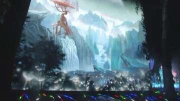 Интерактивна омагьосана гора е построена в Пекин
