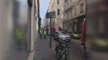 Заподозреният за експлозията в Лион е бил заснет от охранителните камери