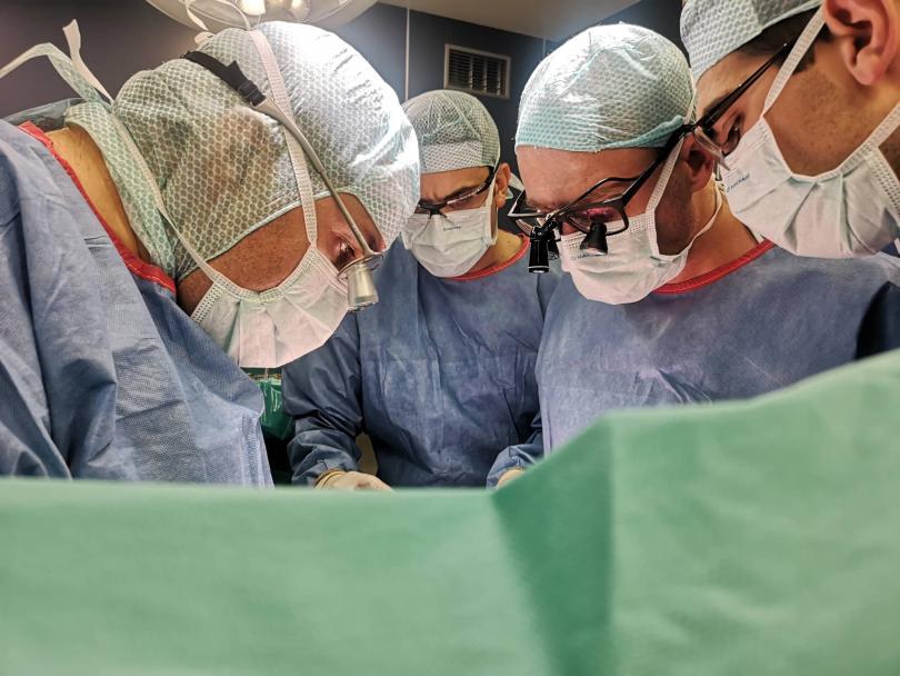Специалисти от Военномедицинската академия (ВМА) извършиха поредна чернодробна трансплантация, съобщиха