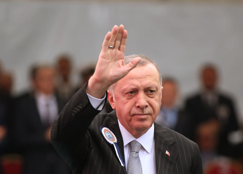 Ердоган предупреди, че Европа рискува повторение на бежанската криза
