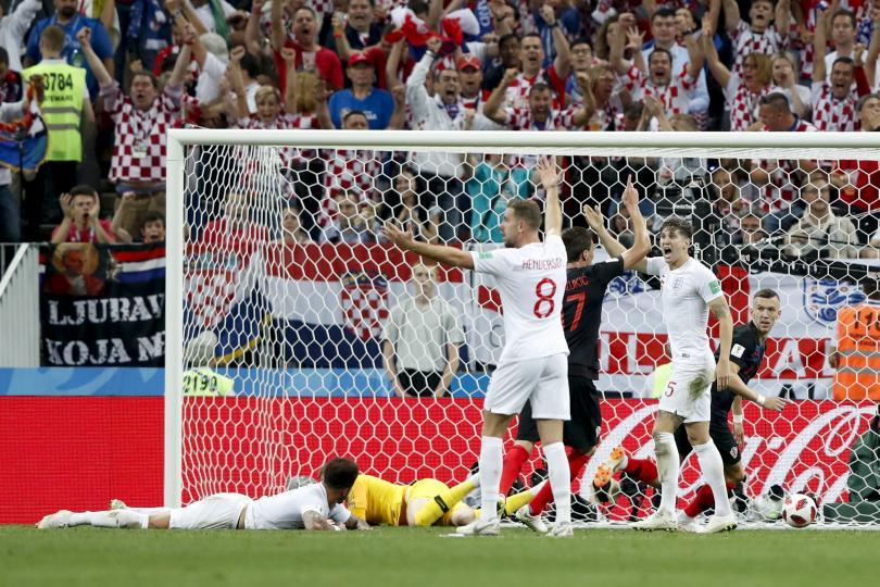 снимка 10 Хърватия отива на финал с Франция на Световното първенство в Русия (СНИМКИ)