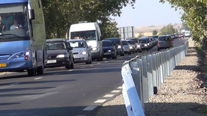 Очаква се засилен трафик заради празниците