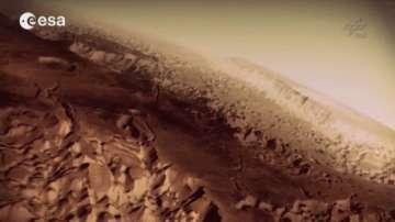 НАСА се готви да изследва  сърцето на Марс