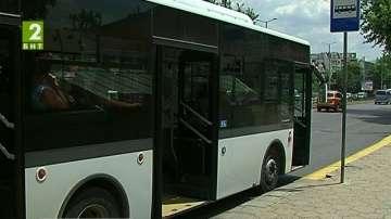 Стреляха по автобуси в Пловдив