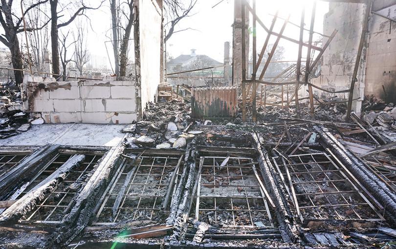 снимка 17 Започва ремонтът на сградите на психодиспансера и Белодробната болница в София