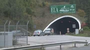 Ремонтът на тунел Витиня ще се забави с месец