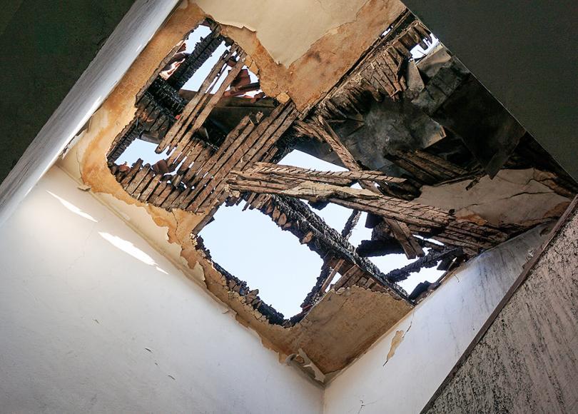 снимка 14 Започва ремонтът на сградите на психодиспансера и Белодробната болница в София