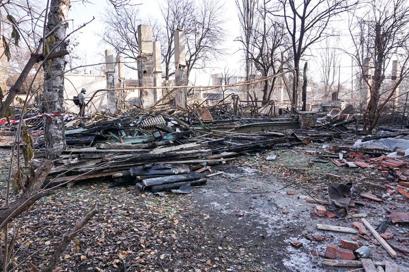 снимка 13 Започва ремонтът на сградите на психодиспансера и Белодробната болница в София
