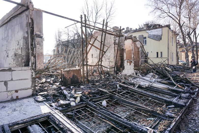 снимка 9 Започва ремонтът на сградите на психодиспансера и Белодробната болница в София