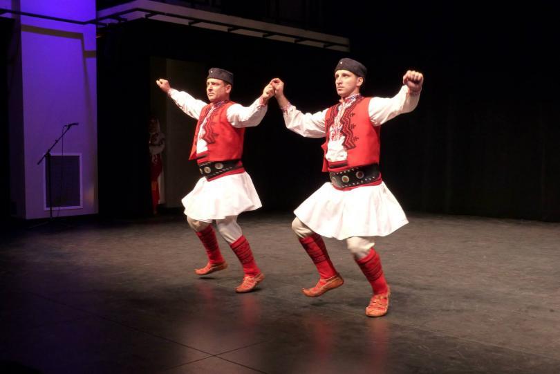 снимка 19 Отвъд границите: Димитър Минков: Танцът е най-късият път към хората