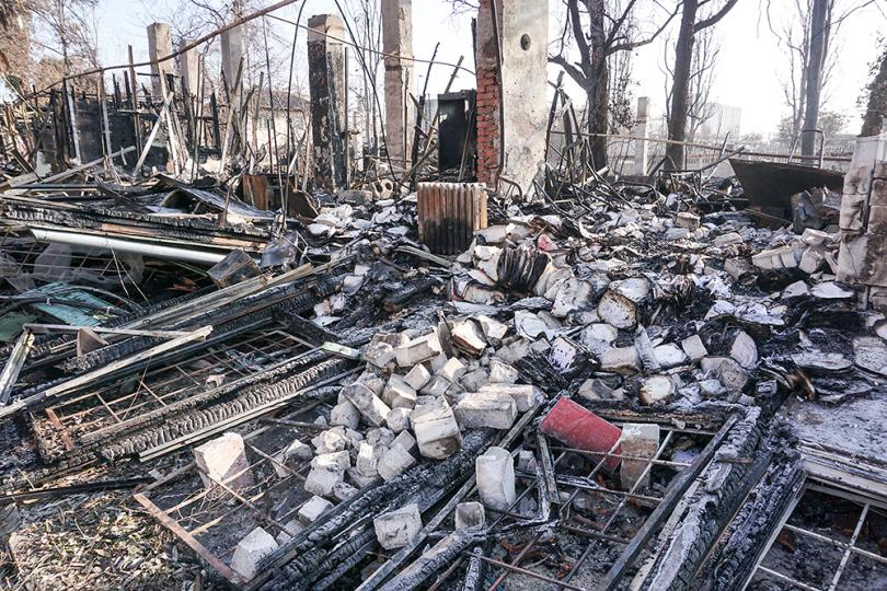 снимка 10 Започва ремонтът на сградите на психодиспансера и Белодробната болница в София