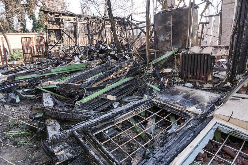 снимка 12 Започва ремонтът на сградите на психодиспансера и Белодробната болница в София