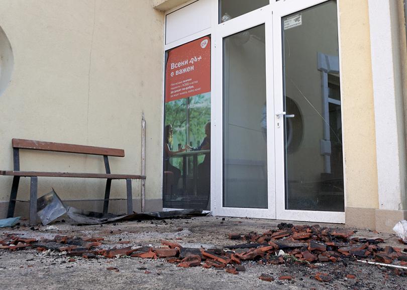 снимка 8 Започва ремонтът на сградите на психодиспансера и Белодробната болница в София