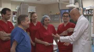 Плевенски кардиохирурзи спасиха жена с рядка операция