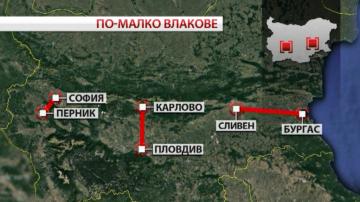 БДЖ спира влакове заради недостиг на локомотиви