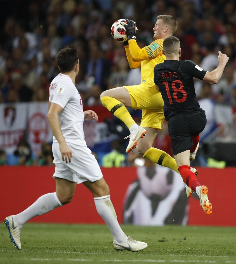 снимка 11 Хърватия отива на финал с Франция на Световното първенство в Русия (СНИМКИ)