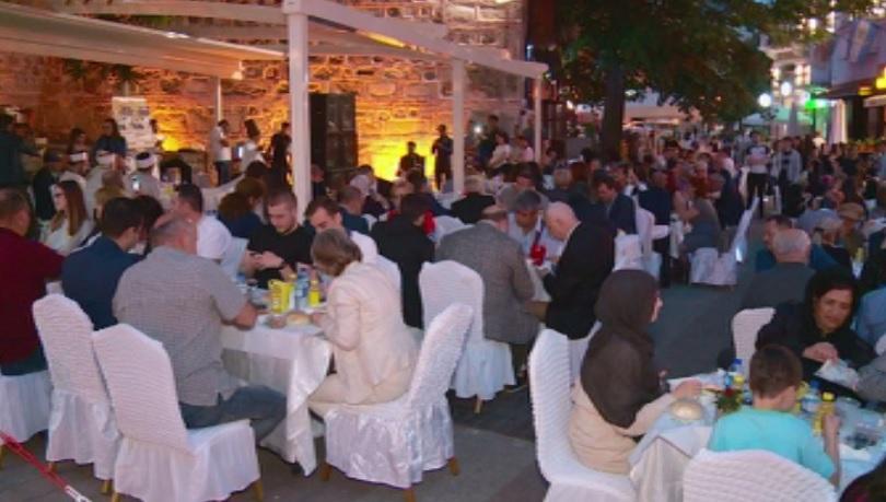 Вечеря Ифтар събра етническите общности в Пловдив