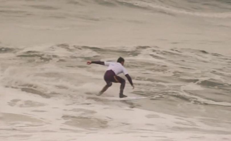 Снимка: И Европа е привлекателна за сърфистите