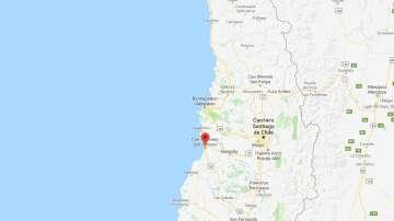 Силно земетресение е регистрирано в Чили