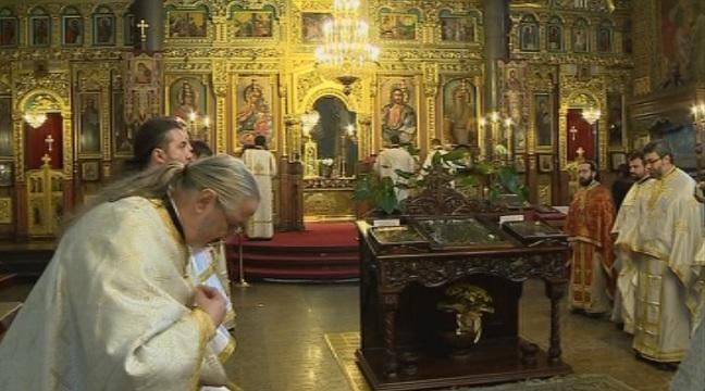 На 24 октомври Светата Православна църква отбелязва празника на иконата