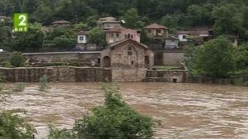 Великотърновски общини кандидатстват за помощ след дъждовете
