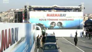 Подводен тунел свърза Европа с Азия