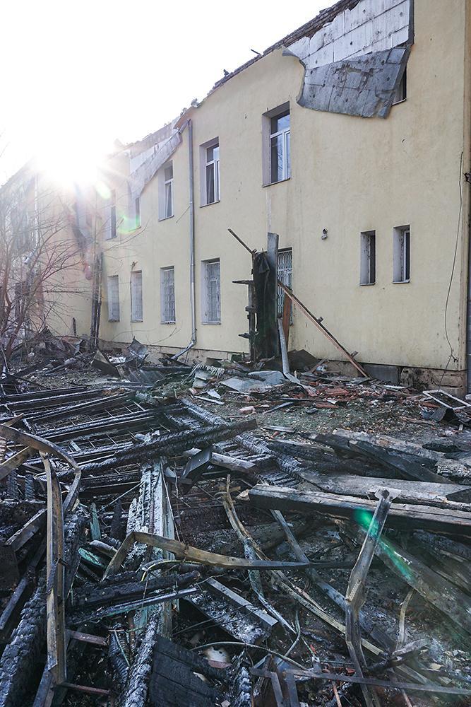 снимка 7 Започва ремонтът на сградите на психодиспансера и Белодробната болница в София