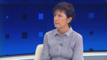 Теодора Димова представи новия си роман Поразените