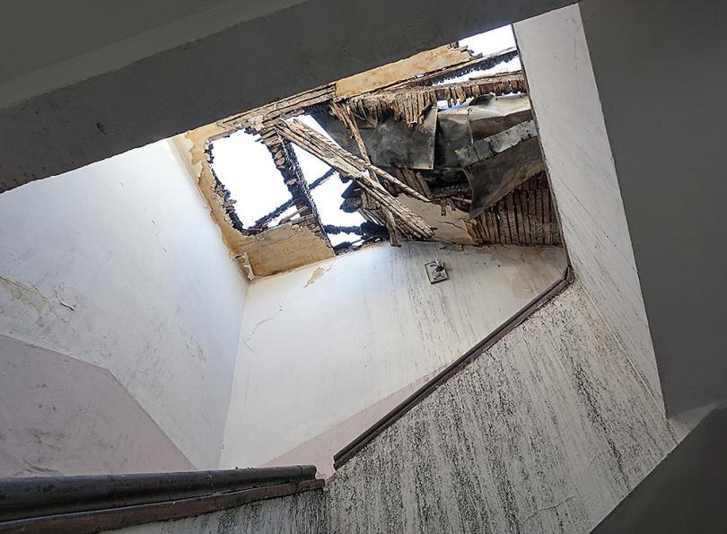 снимка 6 Започва ремонтът на сградите на психодиспансера и Белодробната болница в София