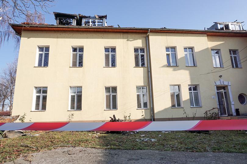 снимка 5 Започва ремонтът на сградите на психодиспансера и Белодробната болница в София