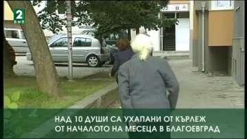 Започва пръскането срещу кърлежи в Благоевград