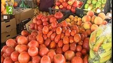 30% по-скъпи домати на борсата в Кърналово