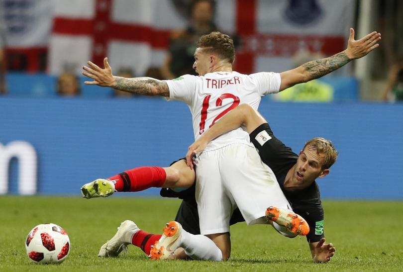 снимка 12 Хърватия отива на финал с Франция на Световното първенство в Русия (СНИМКИ)
