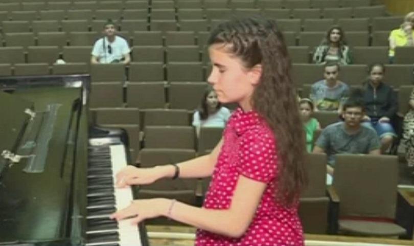 Майсторски клас по пиано събра деца в Рила