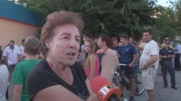 В Шумен протестираха срещу изграждането на социални жилища