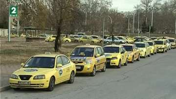 Таксиметрови фирми от Пловдив искат промени в Закона за автомобилните превози