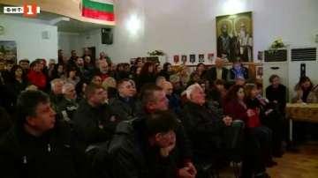Среща на жителите на Войводиново с местната управа за проблема с ромите