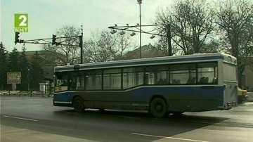 Спират четири автобусни линии във Варна