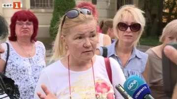Медицински сестри в Пловдив излязоха на пореден протест пред общината