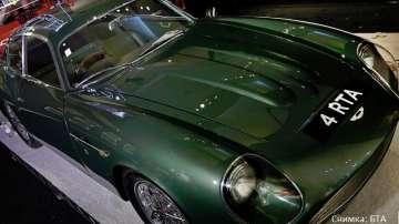 Автомобил Астън Мартин от 1962 г. постави рекорд на търг