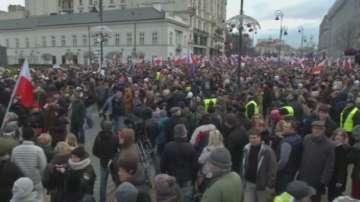 Конституционната криза в Полша се задълбочава