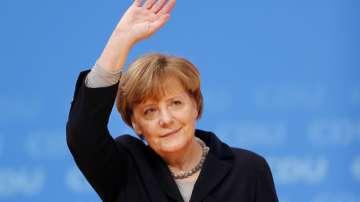 Ангела Меркел е най-влиятелната личност за 2015 г. според Франс прес