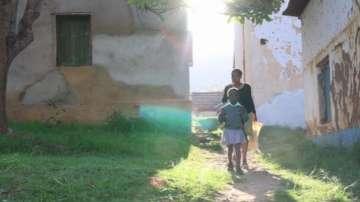Дом за деца без родители в Кения