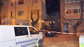 Продължава разследването на убийството на бизнесмен в центъра на Варна